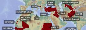 Im Rückzugsraum für Islamisten: Bundeswehr wird in Mali noch präsenter