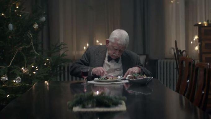 An Weihnachten wird nicht trübselig am Esstisch rumgesessen. Da geht es in den Pub!
