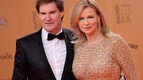 Veronica Ferres und Carsten Maschmeyer. Foto: Britta Pedersen