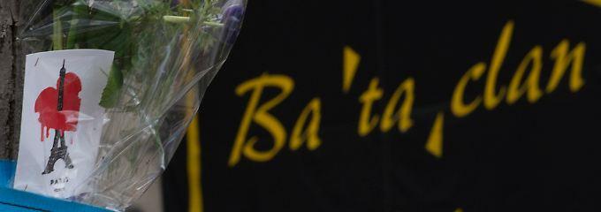 Im Bataclan starben am 13. November 89 Menschen.