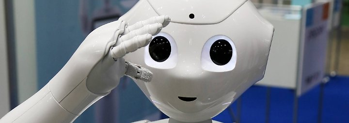 Hightech-Messe in Tokio: Japan plant die Roboter-Revolution