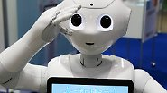 Hightech-Messe in Tokio: Japan plant die Roboter-Revolution