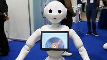 Umfrage: Für welche Dienste hätten Sie gerne einen Roboter?
