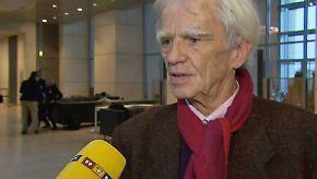 "Silvester keine ""Super""-Böller: Ströbele appelliert an Verantwortung der Bürger"