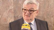 Bundeswehreinsatz: Joschka Fischer würde Syrienmandat zustimmen