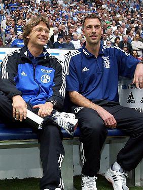 Profigeschäft? Co-Trainer? Beides keine gute Option für Norbert Elgert.
