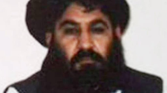 Mansur führt die Taliban noch kein ganzes Jahr an.