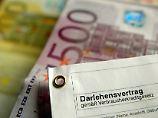 BGH pro Geldinstitut: Kreditverträge von Sparkassen in Ordnung