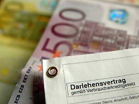 Die Sparkassenverträge wären von der Neuregelung nicht betroffen gewesen.