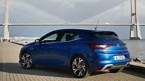 Konkurrenz für den VW Golf GTI?: Renault trumpft mit Megane GT und Talisman auf