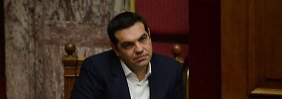 Noch vor Weihnachten will Alexis Tsipras ein weiteres Paket durch das Parlament bringen.