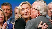 Auf dem Weg zur Macht: Das Erfolgsrezept der Marine Le Pen