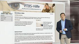 n-tv Netzreporter: Hier finden PTBS-Betroffene Hilfe