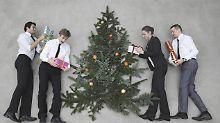 Korruption bei der Arbeit?: Kleine Geschenke können den Job kosten