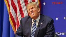 Muslime, Mexikaner, Frauen: Die Feindbilder des Donald Trump