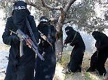 Tinder im Kalifat: IS-Bräute berichten von Sexsucht