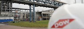 Dow Chemical und DuPont verhandeln: BASF-Rivalen planen Megafusion