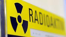 """""""Außergewöhnlich hoch"""": Finnen rätseln über radioaktive Belastung"""