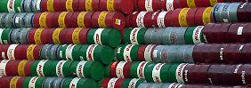 Ungewisse Perspektiven: Der Ölpreis ist ein Fass ohne Boden
