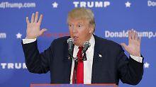 """""""Schlimmer als Voldemort"""": Briten wollen Trump die Einreise verbieten"""