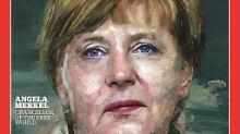 """""""Geht nicht den einfachen Weg"""": """"Time"""" kürt Merkel zur """"Person des Jahres"""""""