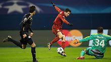 Bayern erledigt Pflichtaufgabe: Lewandowski erlegt Zagreb in drei Minuten