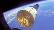 """Meilenstein in der Raumfahrt: Als """"Gemini 6"""" zum Rendezvous kam"""