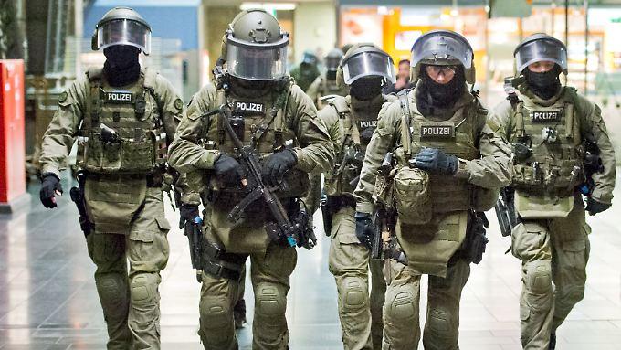 Die Spezialeinheit Grenzschutzgruppe 9 der Bundespolizei soll Verstärkung bekommen.