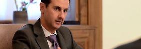 Assads Rückzug gefordert: Syriens Opposition stellt erste Weichen