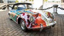Auktion in New York: Janis Joplins Porsche erzielt Rekordpreis