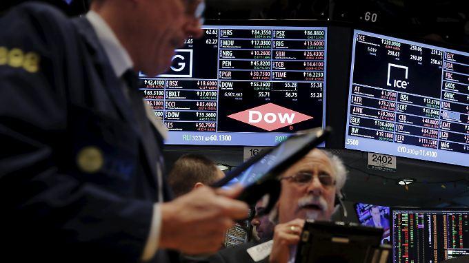 Dow Chemical und Dupont: US-Chemieriesen planen Mega-Fusion