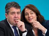 Vertrauensvorschuss für Barley: SPD-Generälin mit Traumergebnis gewählt