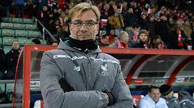 Jürgen Klopp ist in England heimisch geworden.