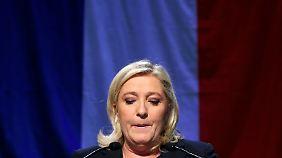 Die zweite Runde der Regionalwahl ist eine Klatsche für Marine Le Pen.
