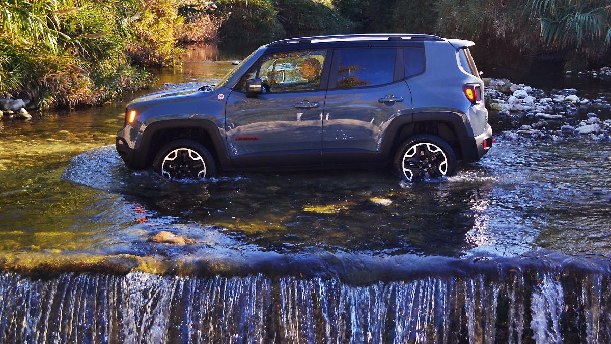 Wer Jeep fährt, darf das Abenteuer leben