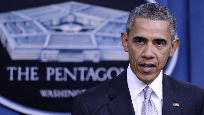 Ob Obama mit seinem Etatentwurf durchkommt, gilt als sehr unsicher.