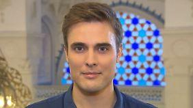 """Deutsch-arabische Talkshow: Constantin Schreiber begrüßt Sie auf n-tv zu """"Marhaba"""""""