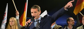 Parteiaustritt nahegelegt: AfD-Vorstand will Höcke loswerden