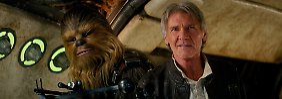 "76-mal so viel Gehalt wie Ray & Finn: So viel ist Han Solo ""Star Wars"" wert"
