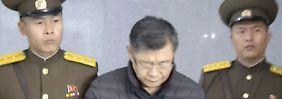 Der kanadische Pastor Hyeon Soo Lim wurde in Nordkorea zu lebenslanger Haft verurteilt.