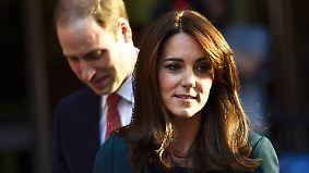 Promi-News des Tages: Das nervt Herzogin Kate an ihrem Ehemann