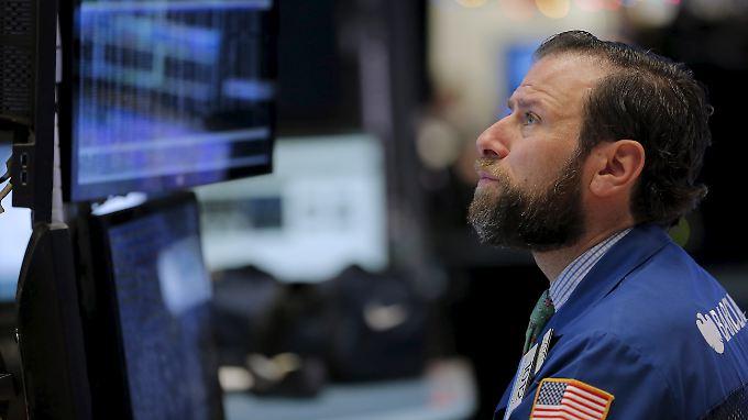 Die Börsianer waren auf den Zinsschritt vorbereitet.
