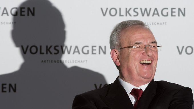 Vertrag läuft bis Ende 2016: Ex-VW-Chef verdient auch weiterhin Millionen