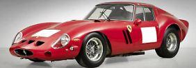 Ferrari, Ferrari, Ferrari: Das sind die teuersten Oldtimer der Welt