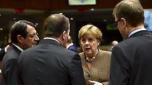 Heftige Kritik an Russland-Pipeline: EU-Partner arbeiten sich an Merkel ab