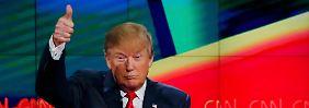 Lob von und für Putin: Republikaner schämen sich für Trump