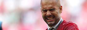 Kein Verlust für den FC Bayern: Dann soll Guardiola halt gehen