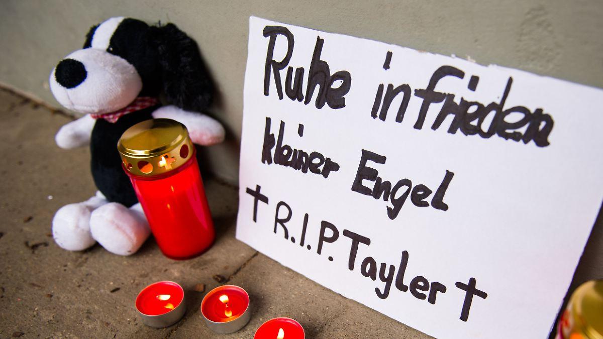Wurde Tayler totgeschüttelt?