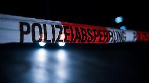 Hinweise auf Eifersuchtsdrama: Drei Tote und ein Verletzter bei Schießerei in Bayreuth
