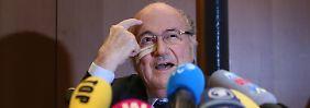 Blatter glaubt an das Gute in sich: Ach, Joseph ...